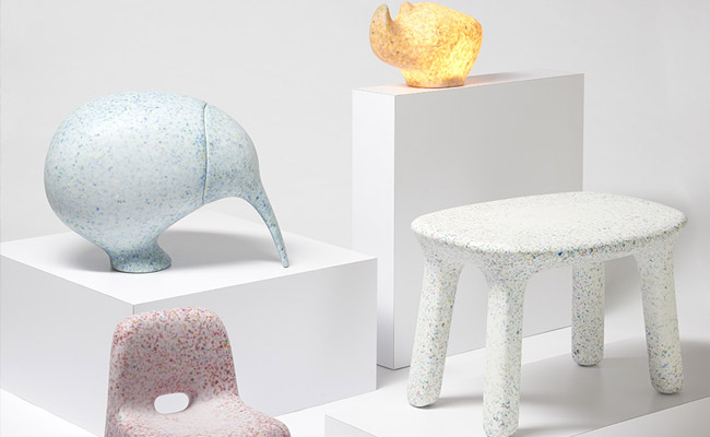 A Collection Of Furniture Made From Old Plastic Toys Your Children Donu0027t  Play With Anymore. It Sounds Like An Incredible Idea Right?